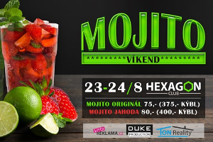 ✪ Mojito Víkend v Hexagonu ✪