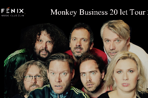 Monkey Business 20 Years Tour - Zlín