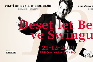 Deset let Beat ve Swingu / BRNO