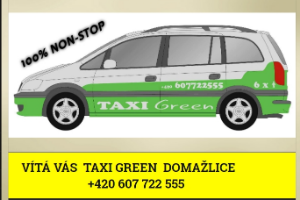 Provoz taxi